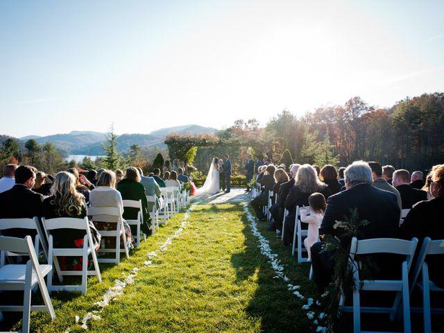 Will and Sarah's Wedding in Glenville, North Carolina 19