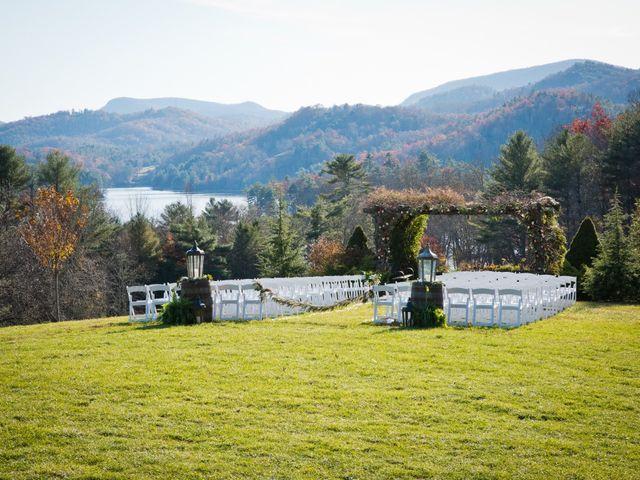 Will and Sarah's Wedding in Glenville, North Carolina 26