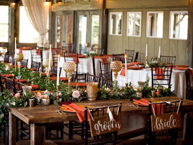 Will and Sarah's Wedding in Glenville, North Carolina 28