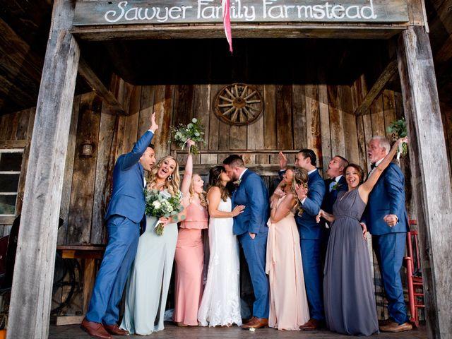 Will and Sarah's Wedding in Glenville, North Carolina 36