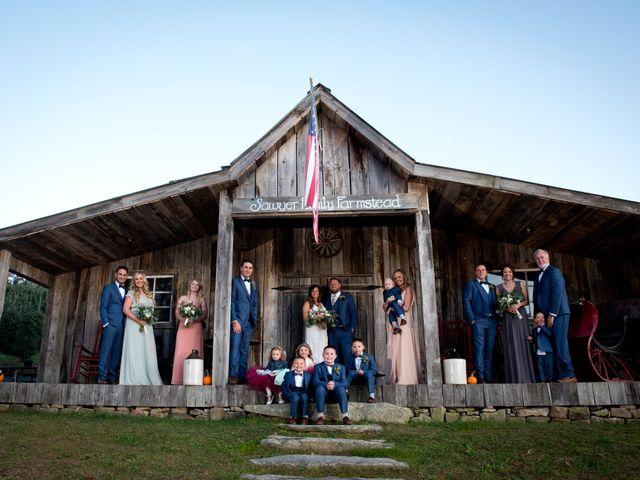 Will and Sarah's Wedding in Glenville, North Carolina 37