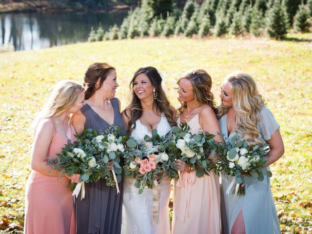 Will and Sarah's Wedding in Glenville, North Carolina 42