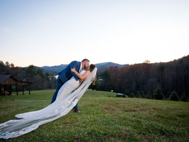 Will and Sarah's Wedding in Glenville, North Carolina 44
