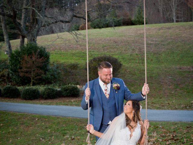 Will and Sarah's Wedding in Glenville, North Carolina 46