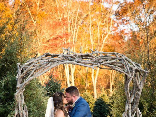 Will and Sarah's Wedding in Glenville, North Carolina 47