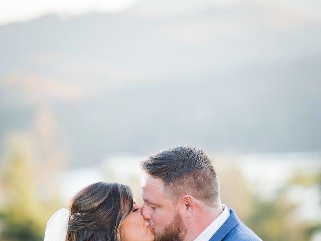 Will and Sarah's Wedding in Glenville, North Carolina 2