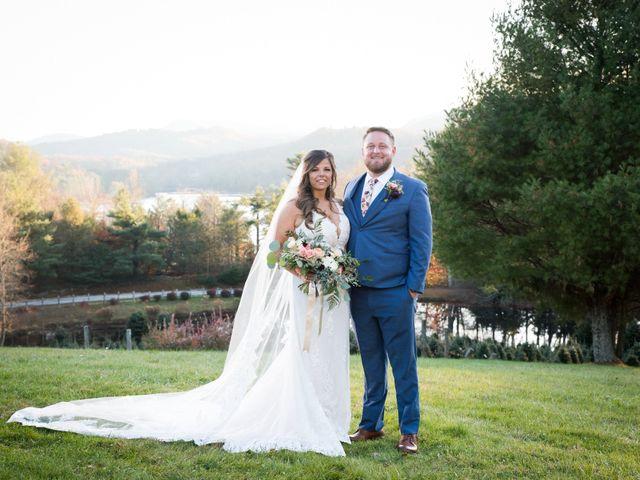 Will and Sarah's Wedding in Glenville, North Carolina 49