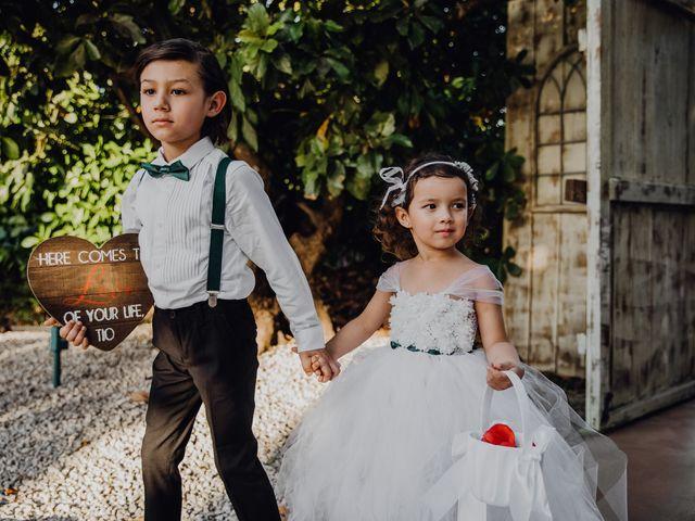 Ramon and Sharlotte's Wedding in Miami, Florida 5