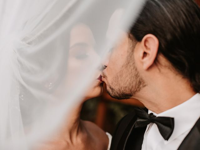 The wedding of Sharlotte and Ramon