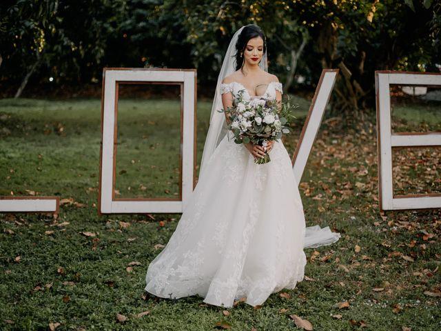 Ramon and Sharlotte's Wedding in Miami, Florida 9