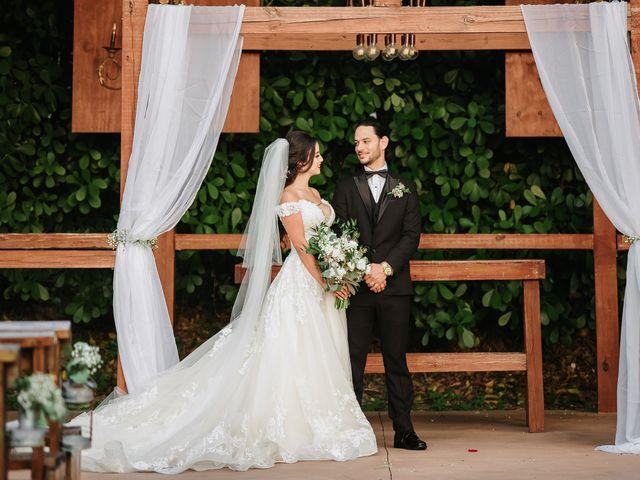 Ramon and Sharlotte's Wedding in Miami, Florida 17