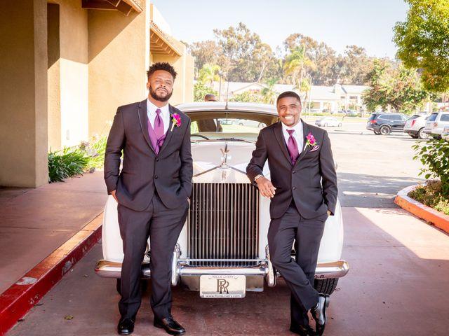 Rodney and Carissalina's Wedding in Chula Vista, California 2