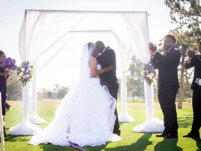 Rodney and Carissalina's Wedding in Chula Vista, California 4