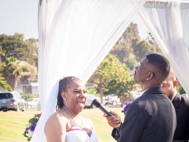 Rodney and Carissalina's Wedding in Chula Vista, California 9
