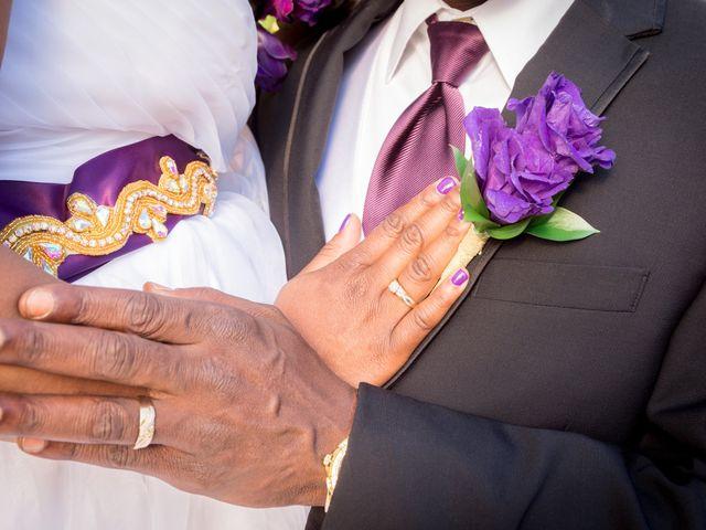 Rodney and Carissalina's Wedding in Chula Vista, California 12
