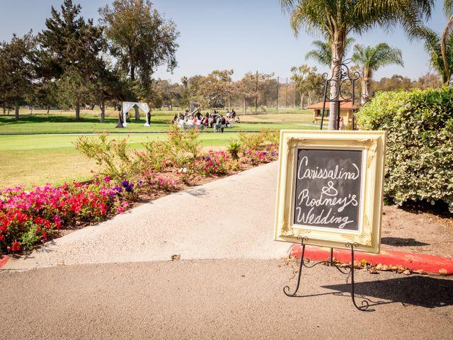 Rodney and Carissalina's Wedding in Chula Vista, California 15