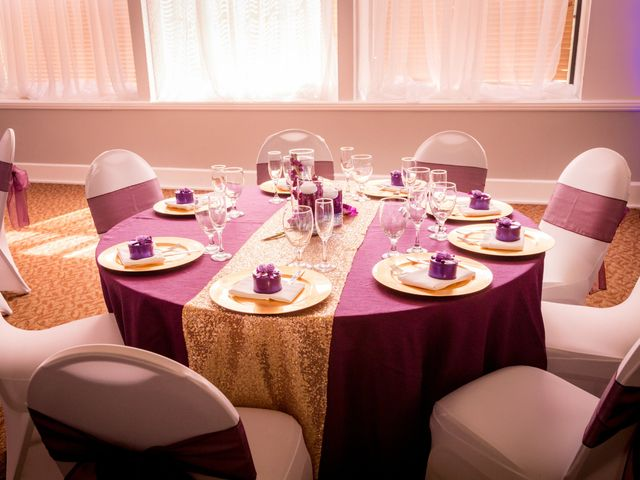 Rodney and Carissalina's Wedding in Chula Vista, California 16