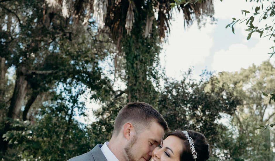 Jason  and Paula 's Wedding in Brandon, Florida