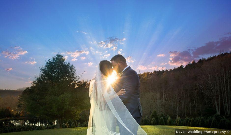 Will and Sarah's Wedding in Glenville, North Carolina