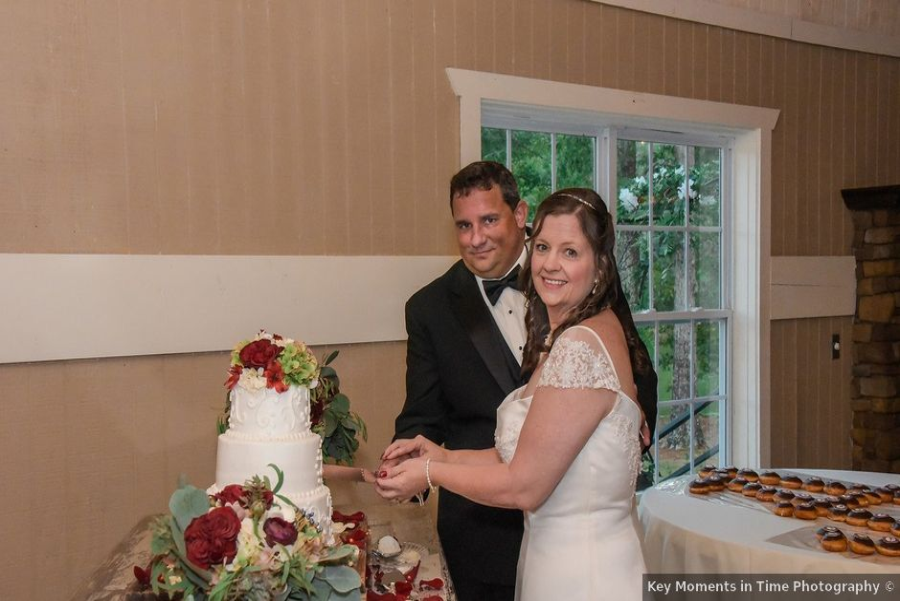 Adam and Jill's Wedding in Pine Mountain, Georgia