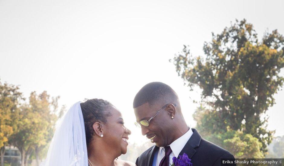 Rodney and Carissalina's Wedding in Chula Vista, California