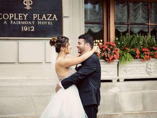 The wedding of Amanda and Paul
