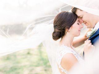 The wedding of Kyle and Sarah