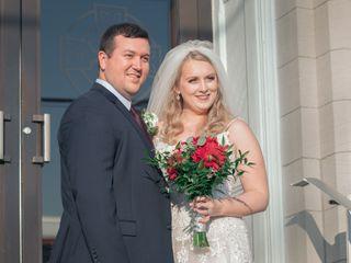 The wedding of Elyse and Jacob