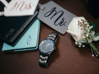 The wedding of Alexandra and Michael 3