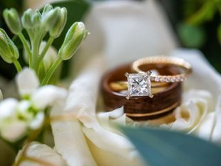 The wedding of Grey and Lauren 1