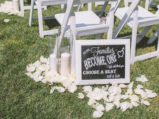 Julie and Scott's Wedding in Camarillo, California 11