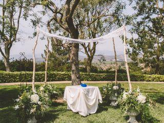 Julie and Scott's Wedding in Camarillo, California 14