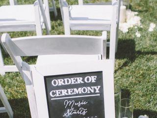 Julie and Scott's Wedding in Camarillo, California 13