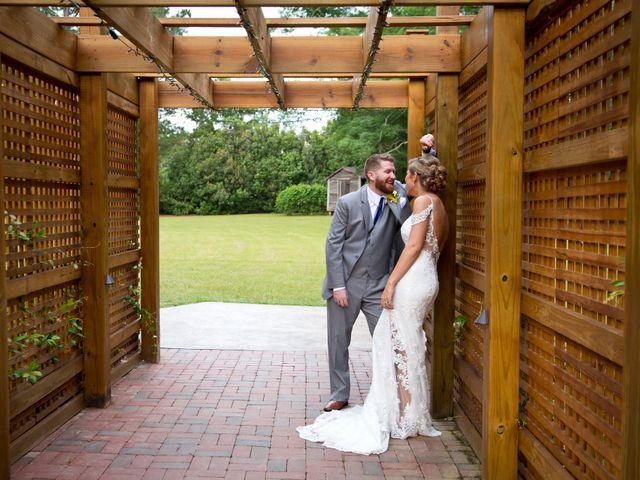 Sam and Courtney's Wedding in Gilbert, South Carolina 1