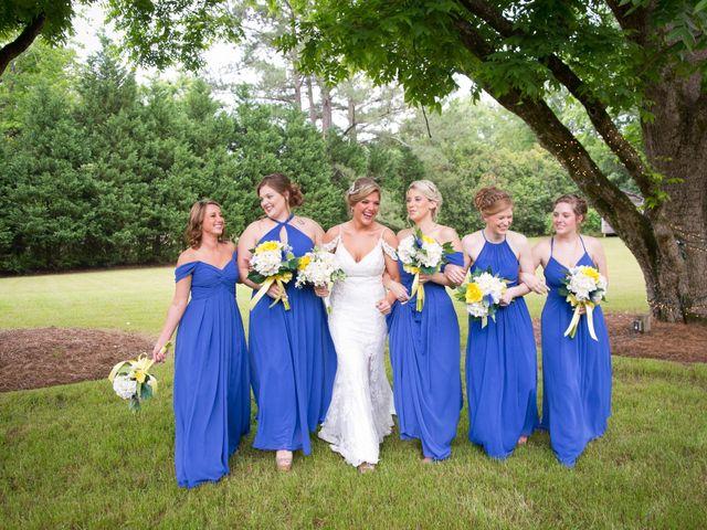 Sam and Courtney's Wedding in Gilbert, South Carolina 6