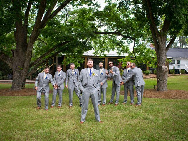 Sam and Courtney's Wedding in Gilbert, South Carolina 8