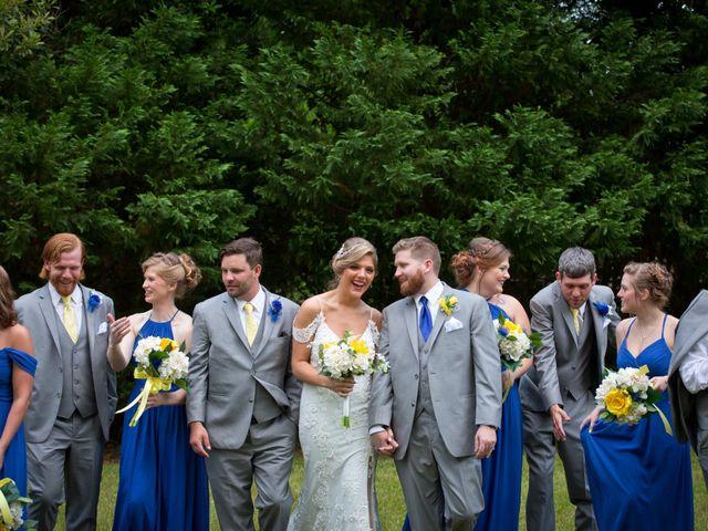 Sam and Courtney's Wedding in Gilbert, South Carolina 9