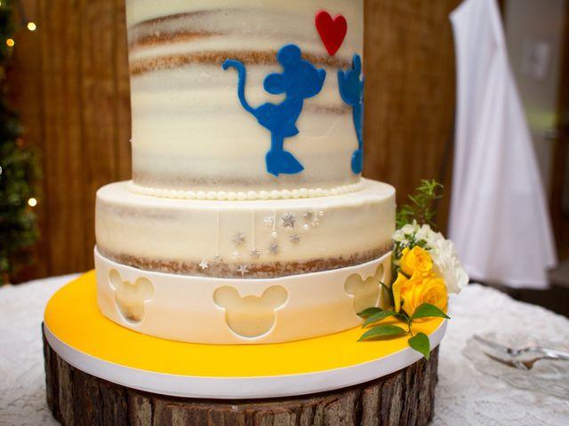 Sam and Courtney's Wedding in Gilbert, South Carolina 11