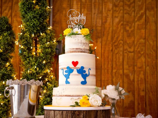 Sam and Courtney's Wedding in Gilbert, South Carolina 12