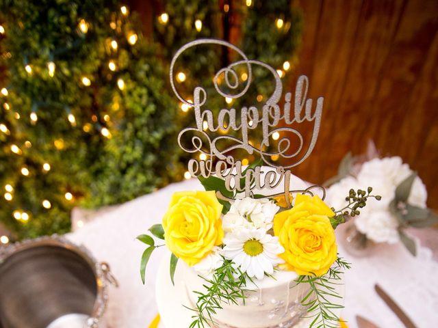 Sam and Courtney's Wedding in Gilbert, South Carolina 13