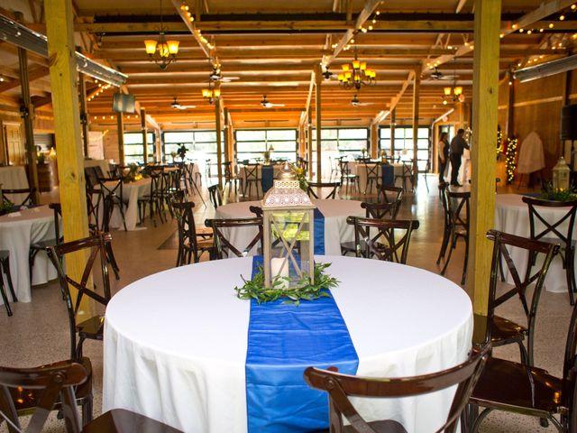 Sam and Courtney's Wedding in Gilbert, South Carolina 15