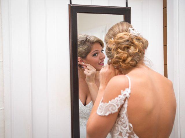 Sam and Courtney's Wedding in Gilbert, South Carolina 18