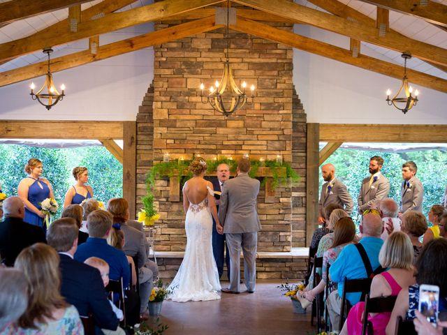 Sam and Courtney's Wedding in Gilbert, South Carolina 20