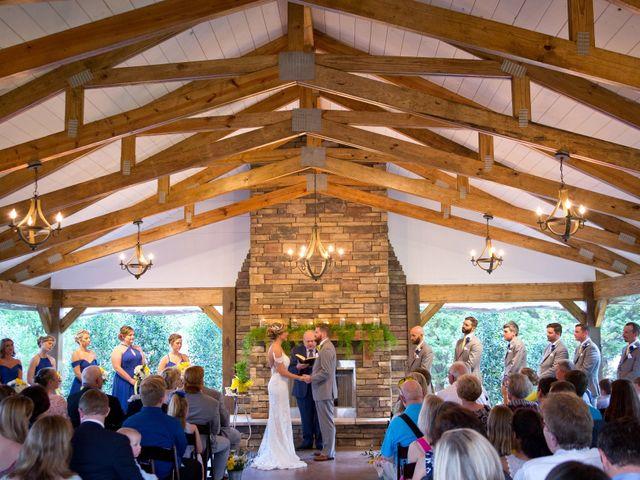Sam and Courtney's Wedding in Gilbert, South Carolina 21