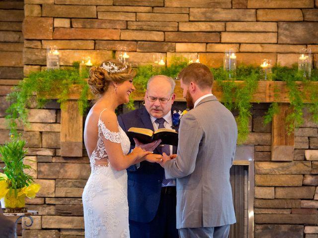 Sam and Courtney's Wedding in Gilbert, South Carolina 22