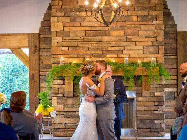 Sam and Courtney's Wedding in Gilbert, South Carolina 23