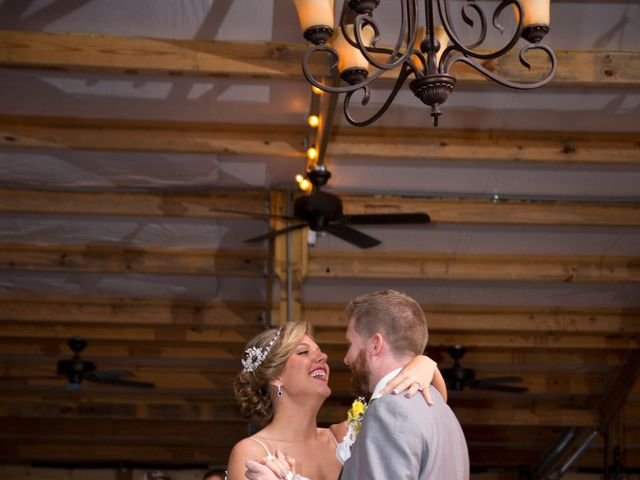 Sam and Courtney's Wedding in Gilbert, South Carolina 24