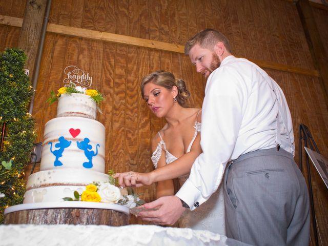 Sam and Courtney's Wedding in Gilbert, South Carolina 26
