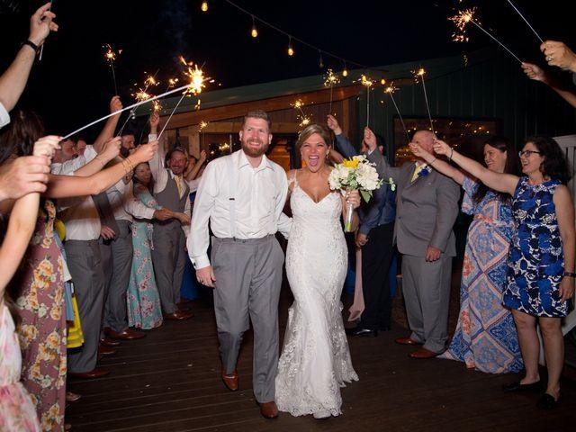 Sam and Courtney's Wedding in Gilbert, South Carolina 28