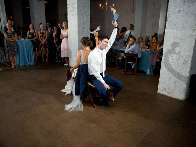 Eric and Leah's Wedding in Greenville, South Carolina 5